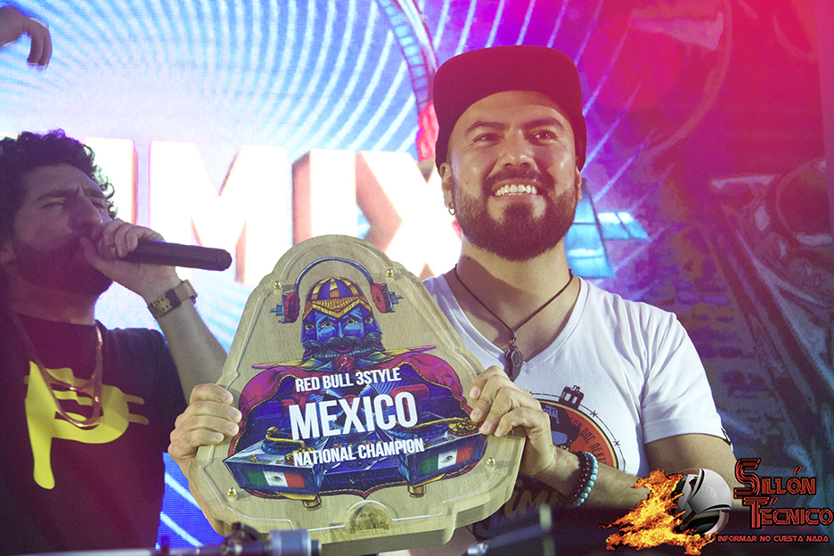 Final Nacional Red Bull 3Style México 2017