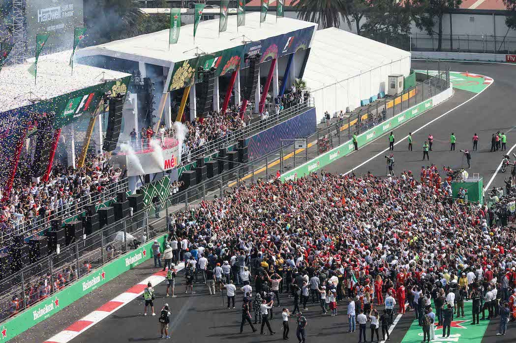 Mexican Grand Prix Race