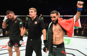 UFC Fight Night: Means v Muhammad